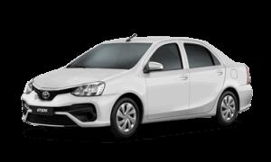 AC Toyota Etios