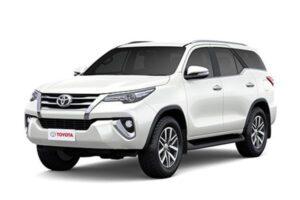 AC Toyota Fortuner